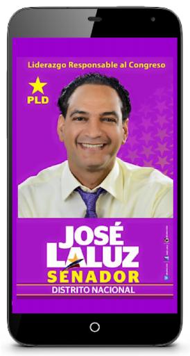 José Laluz Senador