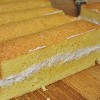 Dairy-Free Classic Yellow Cake.