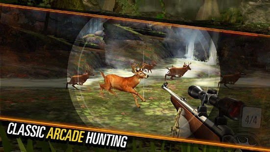 DEER HUNTER CLASSIC 3.3.3 (Mod Money) Apk