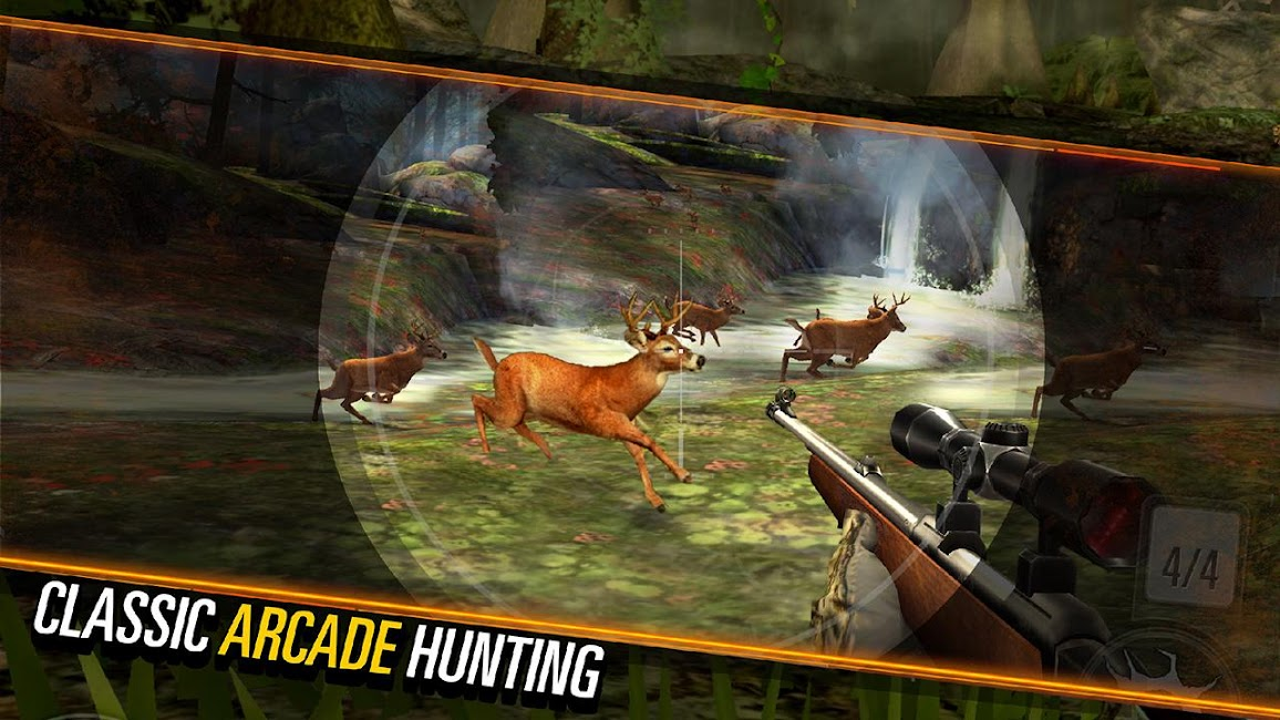 #1. DEER HUNTER CLASSIC (Android)