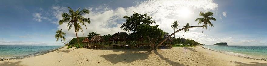 Photo: Samoa, Upolu Island, Lalomanu Beach