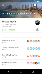 Routes Travel and Tours - náhled
