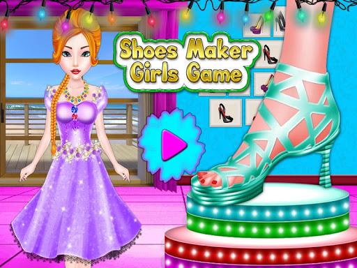 Shoe Maker Girls Game 1.1 screenshots 5