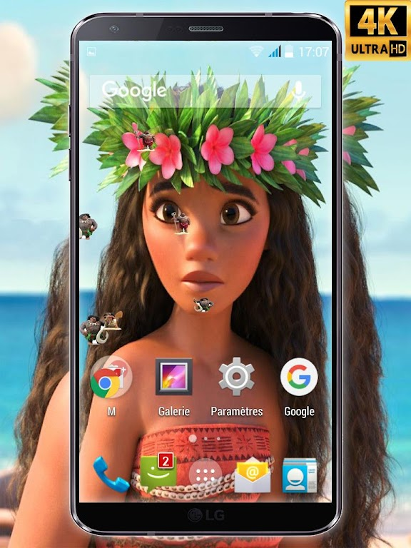 Download hd moana wallpapers APK latest