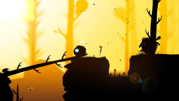 Unia: And The Burned Village- screenshot
