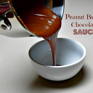 Peanut Butter & Chocolate Sauce