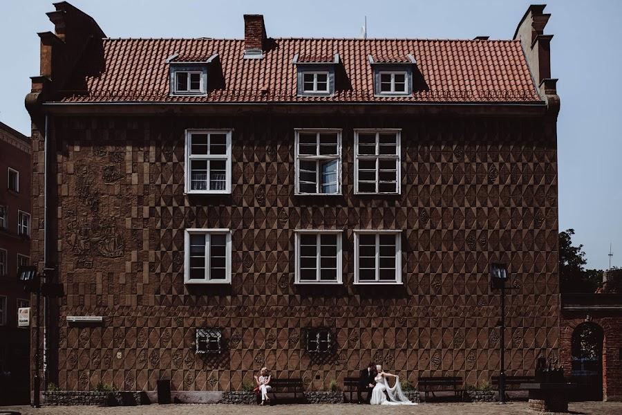 Wedding photographer Agnieszka Gofron (agnieszkagofron). Photo of 28.12.2019