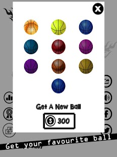 Basketball Dunk Meister Screenshot