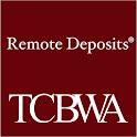 TCBWA Remote Deposits Mobile icon