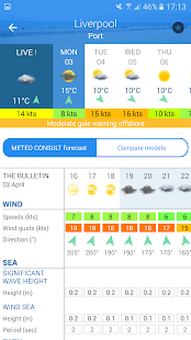 Météo Marine- screenshot thumbnail