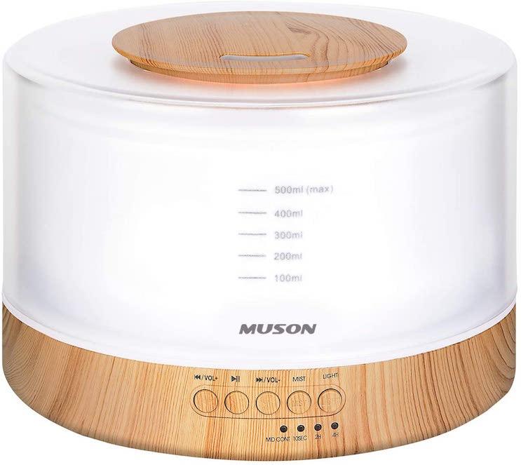 MUSON(ムソン) 加湿器 超音波式