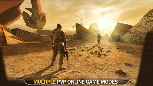 Code of War: Online Shooter Game modavailable screenshots 9