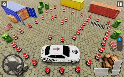 Crazy Traffic Police Car Parking Simulator 2020 5.30 Screenshots 9