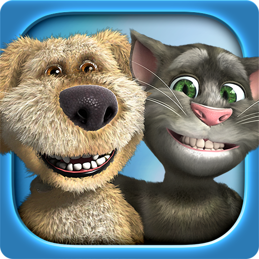 Talking Tom & Ben News file APK Free for PC, smart TV Download
