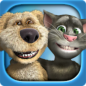 Talking Tom & Ben News Icon