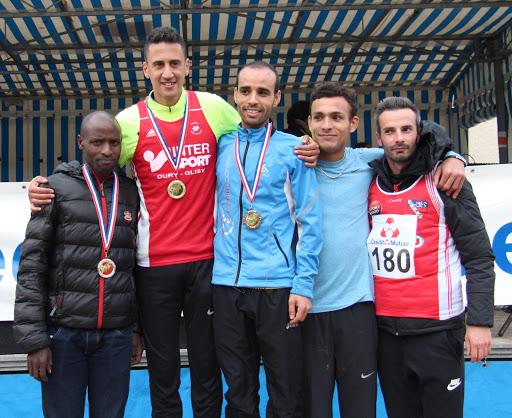 podium as hommes