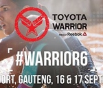 Toyota #Warrior6 powered by Reebok : Tierpoort, South Africa