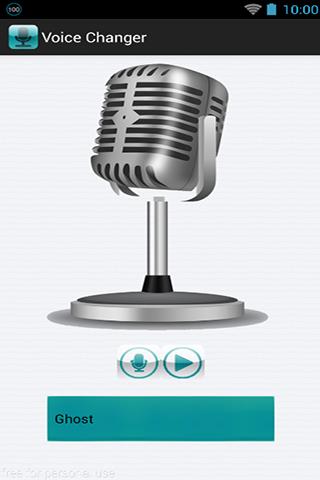Smart Voice changer recorder