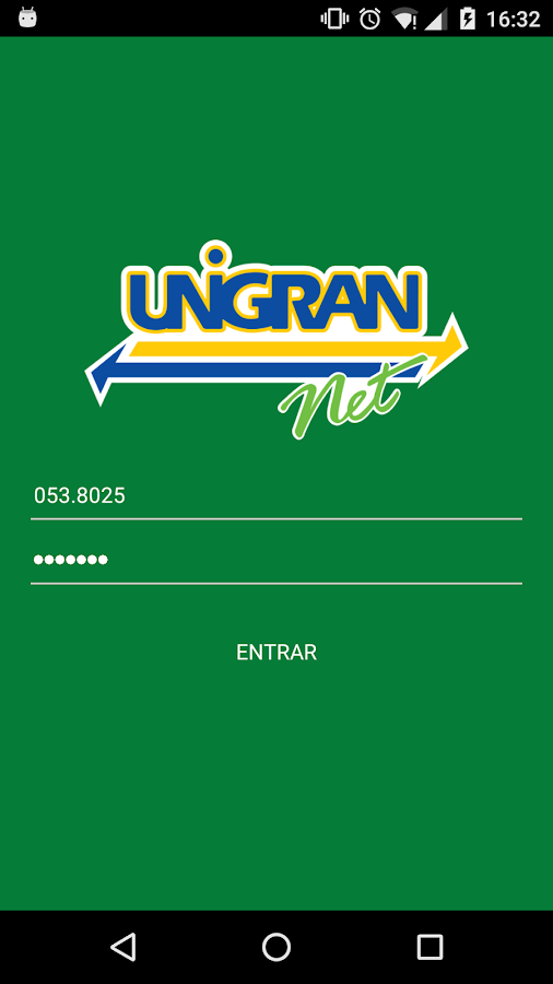 Unigran NET- screenshot