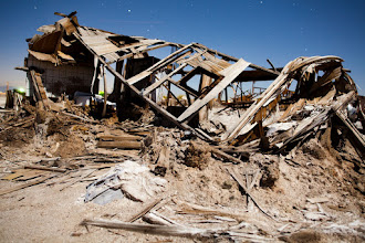 Photo: I Can Never Calm You Down - Bombay Beach, CA