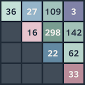 Odds & Evens: 2048 Plus