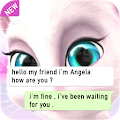 Chat With Talking Angelina