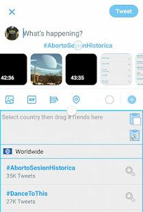 Trends Hub for Twitter