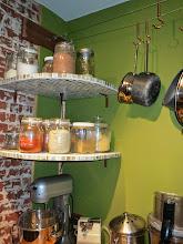 Photo: kitchen prep area