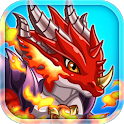 Dragon x Dragon -City Sim Game icon