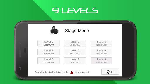 街機必備免費app推薦|Eighth Note Jump - Talk 2 Me線上免付費app下載|3C達人阿輝的APP