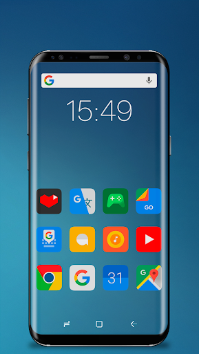 MIUX 9 - Icon Pack 1.0.12 screenshots 2