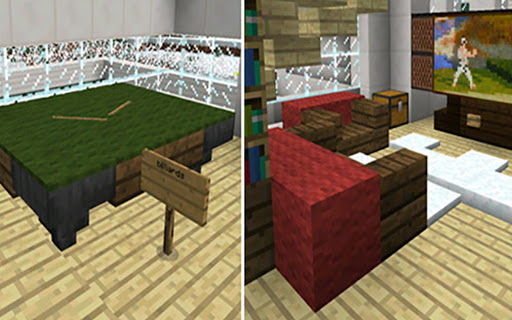 House Maps for Minecraft PE Screenshot