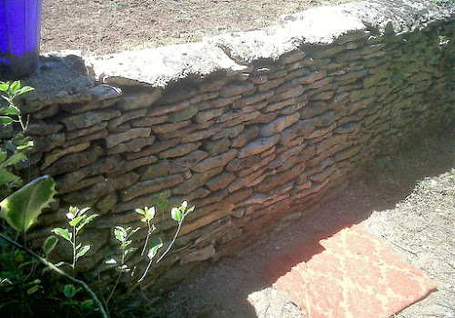 Farm wall with strong gap repair