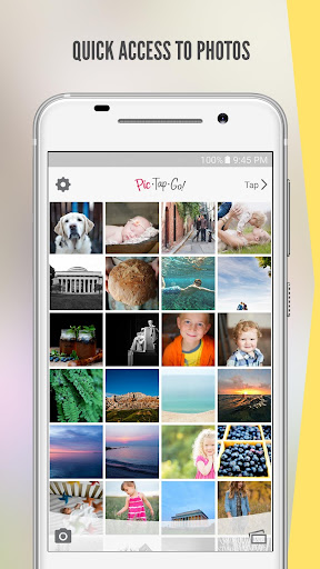 Screenshot for PicTapGo in United States Play Store