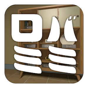 Escape Game Nine Shelves for PC and MAC