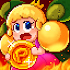 [Super]Coin Princess : Tap Tap Retro RPG Quest