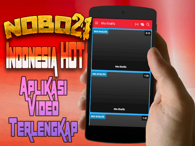 Download NOBO21 (Nonton Bokep) 🎥 Indonesia Panas HD APK latest