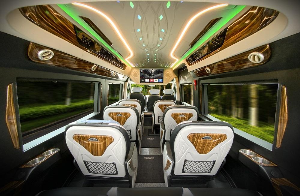 Dcar - đơn vị sản xuất ra những con Limousine hàng đầu