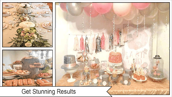 Whimsical Fall Baby Shower Ideas - náhled