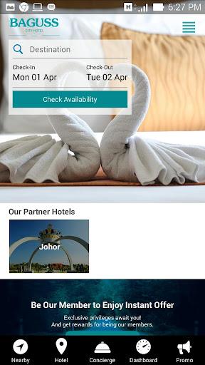 Baguss City Hotel screenshot 1