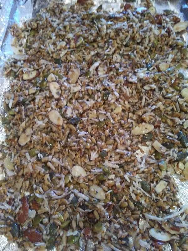 No Carb Granola Recipe