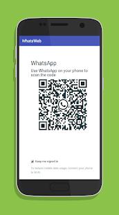 Whatscan Whatsweb - náhled