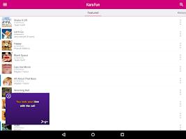 Screenshot of KaraFun