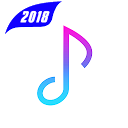 Music Player Style Samsung S9 plus edge-Free Music APK