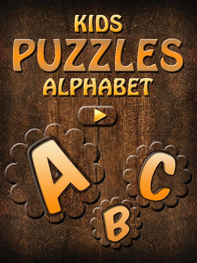 My First Kids Puzzle Alphabet