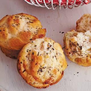 Rosemary and Golden Raisin Muffins.