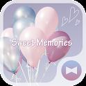 Wallpaper Sweet Memories Theme icon