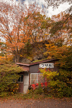Photo: Fisherman's Shack  It feels like a long time since I've really put up a new photo. The last few months have been relatively quiet in terms of photography, but this last week I was able to make up for that. I took a trip with fellow photographer Anthony Wood to Kawaguchiko and Karuizawa to photograph the autumn colors which are popping around Japan right now. I took over 1000 photos (around 32GB worth) and although many of these are destined for the trash bin, that's still a lot of photos to go through! And that's just the beginning of the photos I'll be taking during the next couple of months. It will take me a while to process my favorites and get them finished up, but this is a pretty simple shot that I enjoyed, so I thought I'd share it now. Found this old, decaying fishing shack next to the lake while wandering around.  More at my blog: http://lestaylorphoto.com/fishermans-shack-of-kawaguchiko/  #japan #autumn #travel #decay