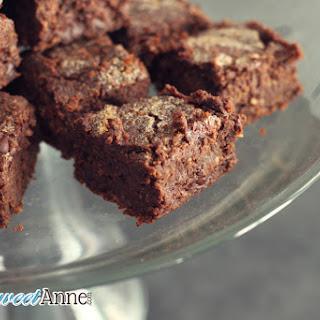 Guilt Free Black Bean Craving Brownies