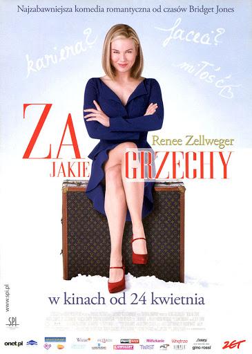 Przód ulotki filmu 'Za Jakie Grzechy'